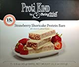 Proti Kind Very Low Carb Strawberry Shortcake VLC Protein Bars - Full CASE - 84 Bars