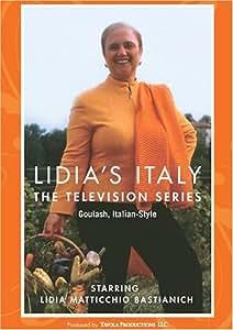 Lidia's Italy - GOULASH, ITALIAN-STYLE