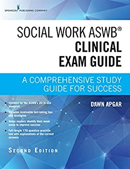 For kindle aswb clinical study guide: exam review practice test que….