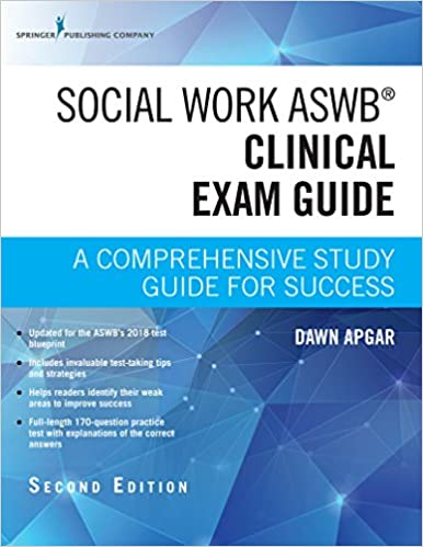 Social work aswb masters exam guide, 2nd edition — john scott.