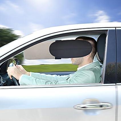 Amazon Com Tfy Car Window Sunshade Car Sun Visor Sunshade Extender