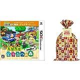 とびだせ どうぶつの森 amiibo+ (「『とびだせ どうぶつの森 amiibo+』 amiiboカード」1枚 同梱) - 3DS プレゼント用ギフトラッピングセット(マリオver.)