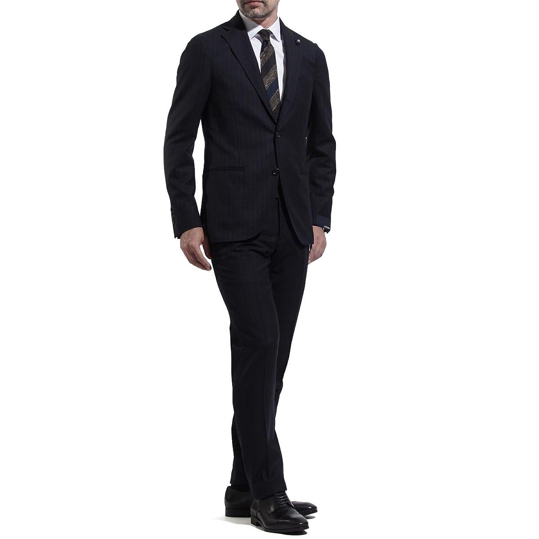 (ラルディーニ) LARDINI 3つボタン スーツ/SPECIAL LINE スペシャルライン [並行輸入品] B07F9YP6DV 48