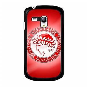 Oiympiakos Piraeus FC Logo Phone Case for Samsung Galaxy S3 Mini Exquisite Elegant Cover Shell Oiympiakos Piraeus Logo Design Case