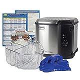 MASTERBUILT 23011514 Butterball(R) Indoor Electric Turkey Fryer