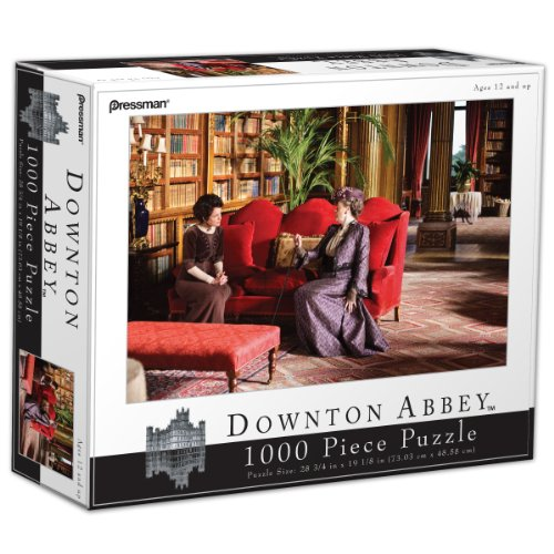 Downton Abbey Puzzle - Violet and Cora