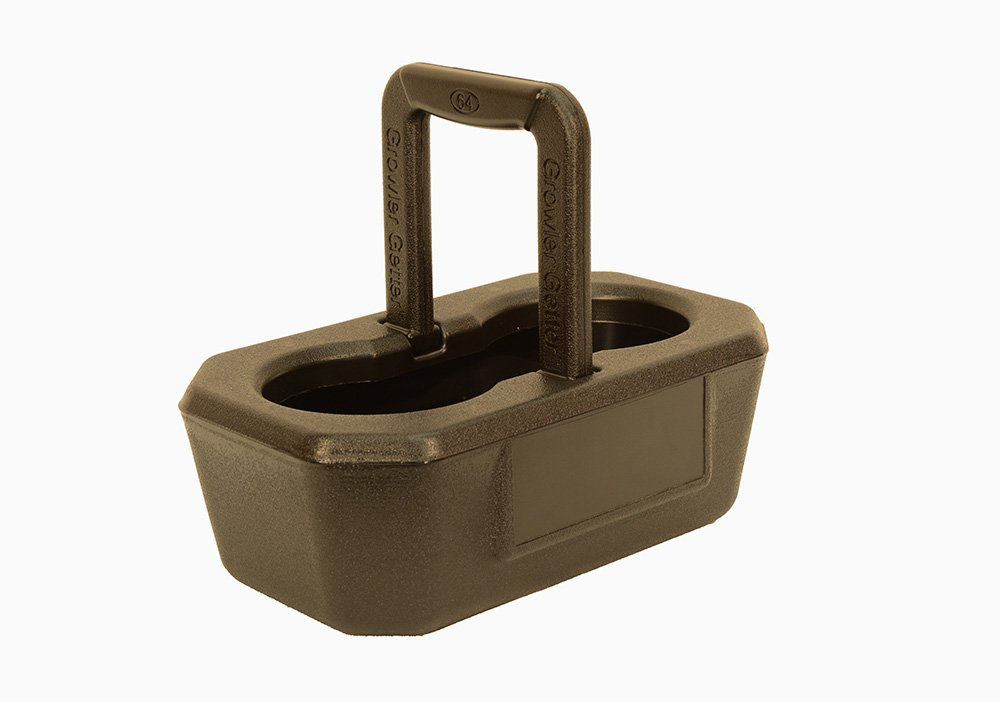 PFC Growler Getter, One Size, Black