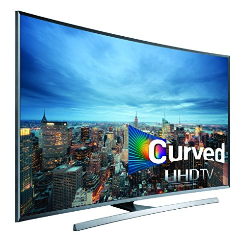 Samsung Un50ju7500 Curved 50 Inch 4k Ultra Hd 3d Smart Led
