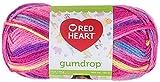 Coats Yarn Red Heart Gumdrop Yarn, Cherry offers