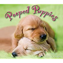Pooped Puppies 2016 Box/Daily (Calendar)
