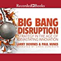 Big Bang Disruption: Strategy in the Age of Devestating Innovation Audiobook by Larry Downes, Paul Nunes Narrated by Chris Sorensen