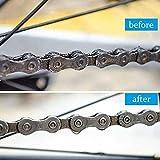 Original Sourcing 4 PCS Bike Chain Cleaner