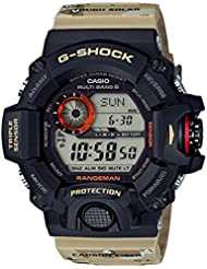 G-Shock Master of G 9400 Desert Camo Series - Beige / One Size