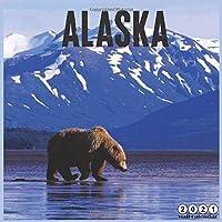 Image for Alaska 2021 Wall Calendar: Official Northwest Calendar 2021, 18 Months