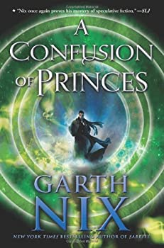 A Confusion of Princes 0060096969 Book Cover