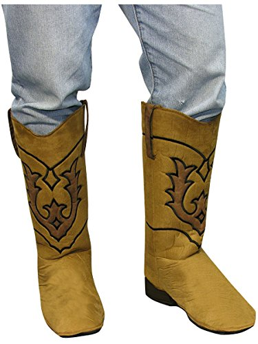 Forum Novelties Cowboy Boot Top Covers Costume Accessory