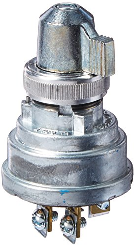 Cole Hersee Ignition Switch - Cole Hersee 956-3127-BX Ignition Switch (3 Position)