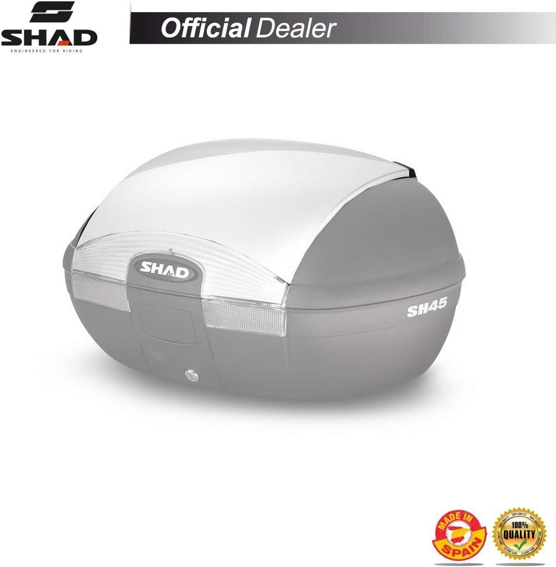 Shad D1b45e08 Topcase Zubehör Weiß Auto