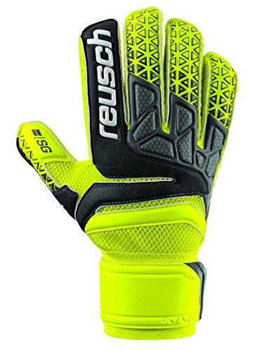 与える対処するピカソReusch Prisma SG Extra Goalkeeper gloves サッカーゴールキーパー グローブ (US 9)