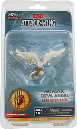 Angels Shelf - D&D Attack Wing: Wave Two - Movanic Deva Angel Expansion Pack
