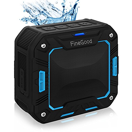 Bluetooth Speakers V4.1 Portable Wireless Sound Box, Water