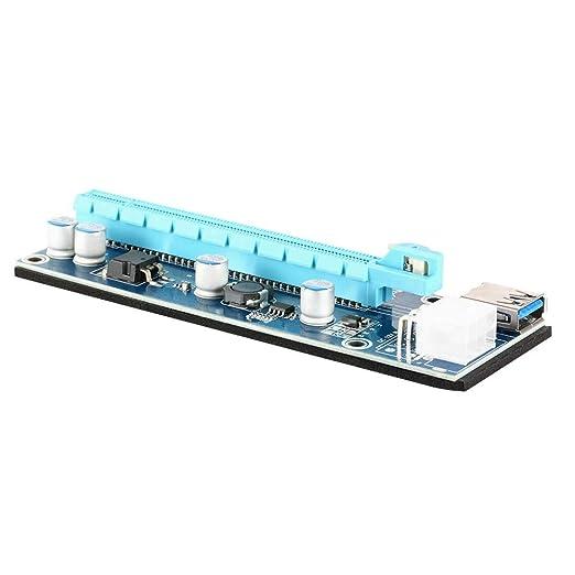 Piezas electrónicas pequeñas Cable De Extensión PCI-E USB ...