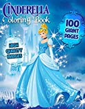 Cinderella Coloring Book: Great Coloring Book for