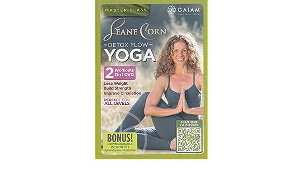 Sean Corn Detox Flow Yoga-Wlmt: Amazon.es: Cine y Series TV