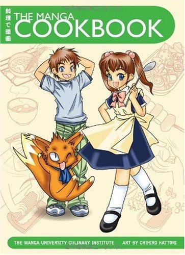 """""""The Manga Cookbook"""" av The Manga University Culinary Institute"""