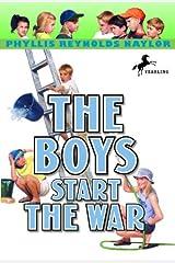 The Boys Start the War (Boy/Girl Battle Book 1) Kindle Edition