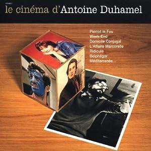 "Afficher ""Le cinéma d'Antoine Duhamel"""