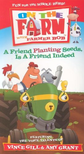 (A Friend Planting Seeds Is a Friend Indeed [VHS])