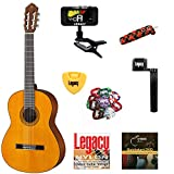 Best Yamaha Capos - Yamaha CG102 Classical Guitar with Upgraded Tuners Review