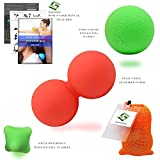 Massage Balls Deep Tissue Trigger Point Foot Massager