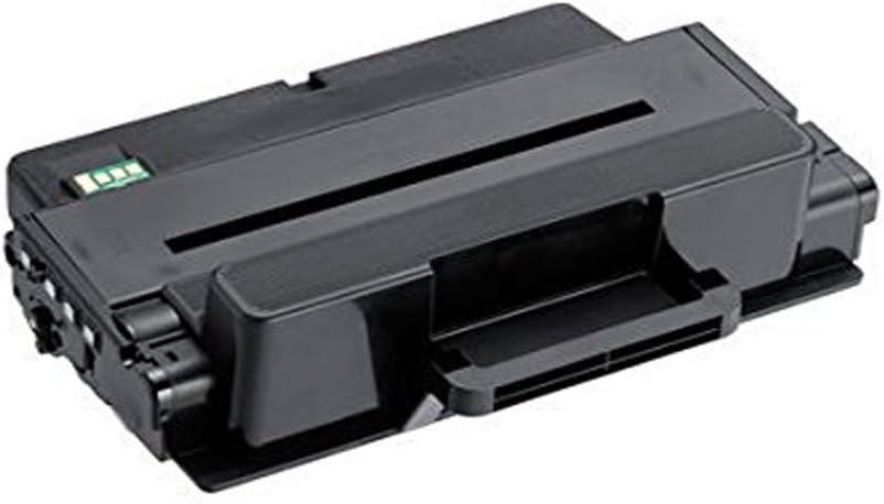 PRINTJETZ Premium Compatible Replacement for Samsung MLT-D205S Black Laser Toner Cartridge.