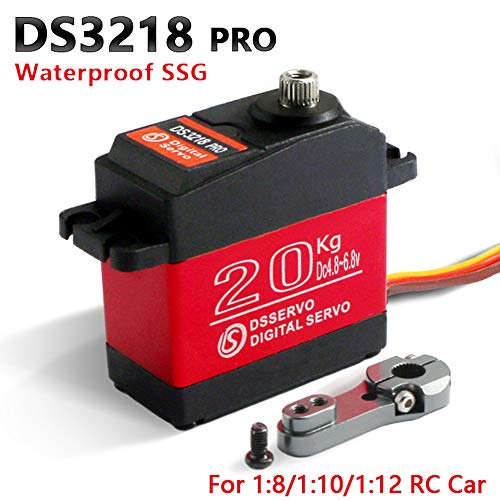 ZOSKAY 6V 20kg/0.09S High Speed Servo DS3218 PRO Waterproof for sale  Delivered anywhere in USA