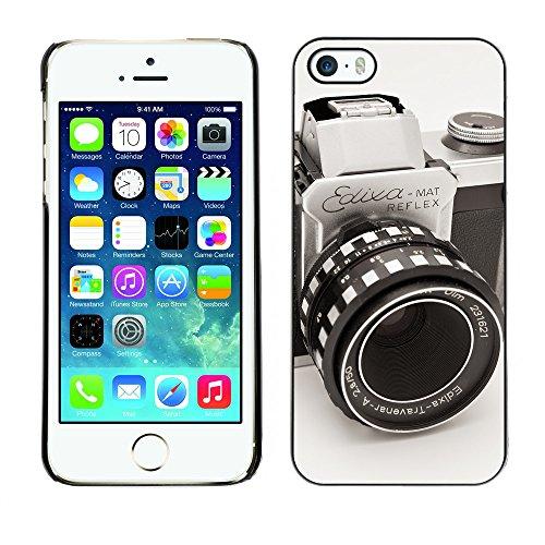 Premio Sottile Slim Cassa Custodia Case Cover Shell // F00009885 caméra // Apple iPhone 5 5S 5G