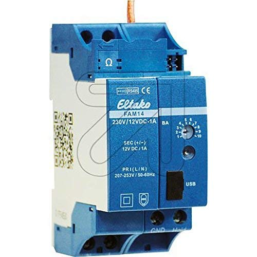 2465048-Eltako-FAM14-Modulo-di-ricezione-radio miniatura 2