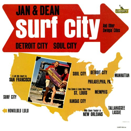 Surf City And Other Swingin' C...
