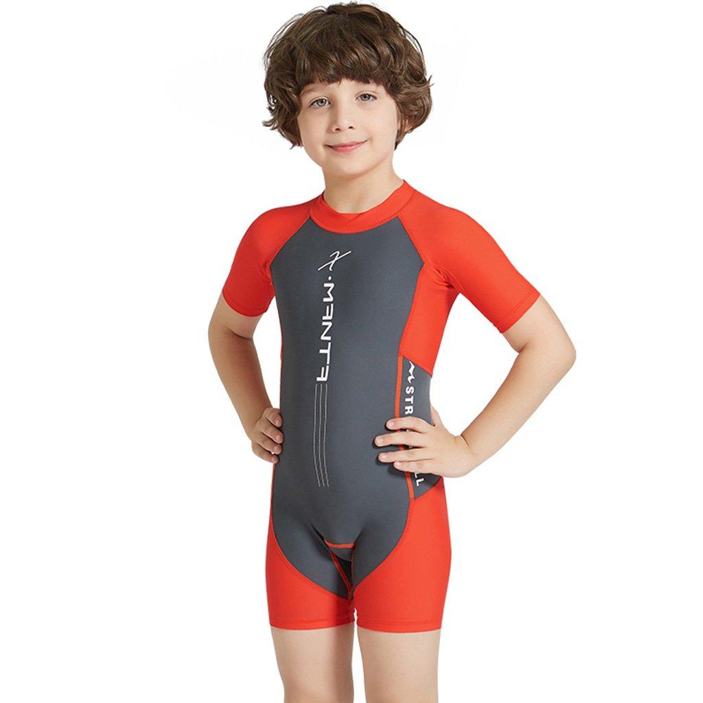 Vine Kids Swimwear Boys Girls Swimsuits Anti-UV Rash Guard Sun Protection Wetsuit Vine Trading Co. Ltd K180522YZ001V