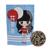 New-Hi 50g/Pack Organic Healthy Jasmine Green Tea Loose Leaf Hand-rolled Leaves Ball Herbal Tea with Pleasant Aroma and Tonic Effect