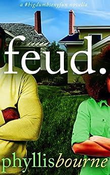 Feud by [Bourne, Phyllis]