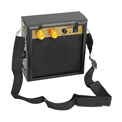 [해외]Festnight Guitar Amplifier Mini 5W 기타 앰프 휴대용 3.5mm 헤드폰 출력 기타 장비 / Festnight Guitar Amplifier, Mini 5W Guitar Amp Portable with 3.5mm Headphone Output Guitar Equipment