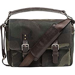 Ona - The Prince Street (One Size Fits All, Camouflage Waxed Canvas)