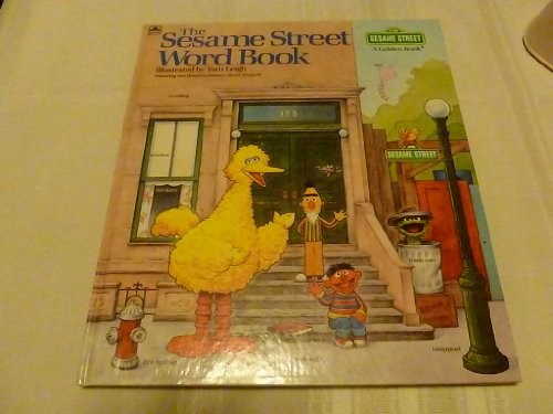 - Sesame Street Word Book