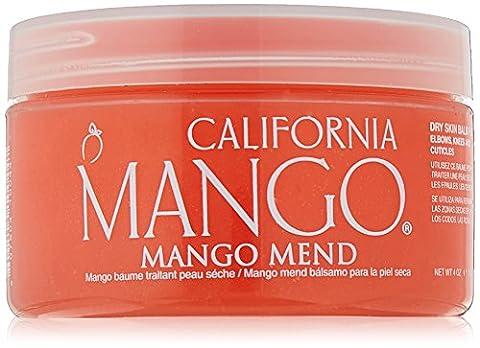 California Mango Mend Treatment Balm, 4 Ounce - Own Manga