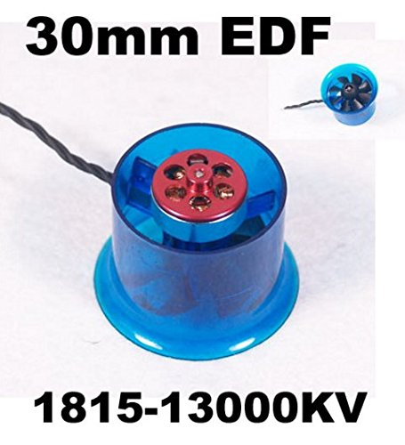 Mystery EDF Plus HL3008 1815-13000KV Brushless Motor 30mm EDF Ducted Fan Power System