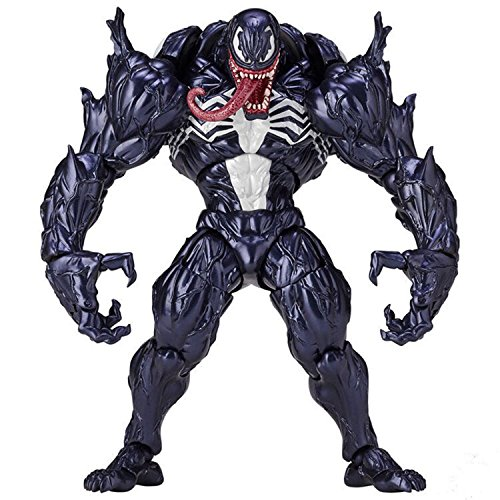 Costumes That Start With K (Marvel Character Venom in The Amazing Spiderman BJD Figure Model Toys 18cm with Original Box)