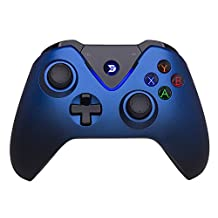 ZD W-Wireless X1[blue] For Xbox one & PC(Windows XP/7/8/8.1/10) & PlayStation 3 & Android & Steam 2.4Ghz Wireless Controller Gamepad