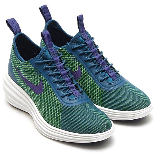 Nike Women's LunarElite Sky High Jacquard 654169 400 SIZE 10.5